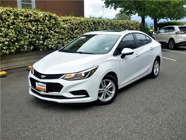 2018 Chevrolet Cruze LT Auto (Stk: G0175) in Abbotsford - Image 1 of 20