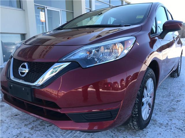2017 Nissan Versa Note 1.6 SV (Stk: NE089) in Calgary - Image 1 of 18