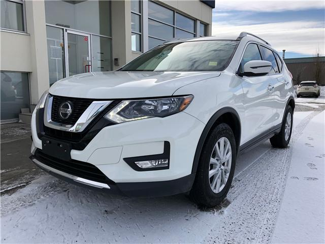 2018 Nissan Rogue SV (Stk: NE149) in Calgary - Image 1 of 7