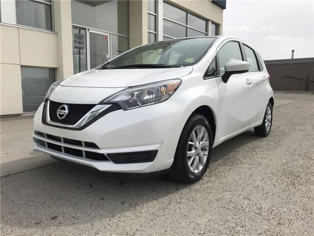 2017 Nissan Versa Note 1.6 SV (Stk: NE117) in Calgary - Image 1 of 19
