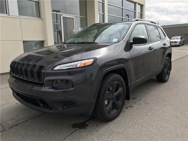 2016 Jeep Cherokee Sport (Stk: NE172) in Calgary - Image 1 of 17