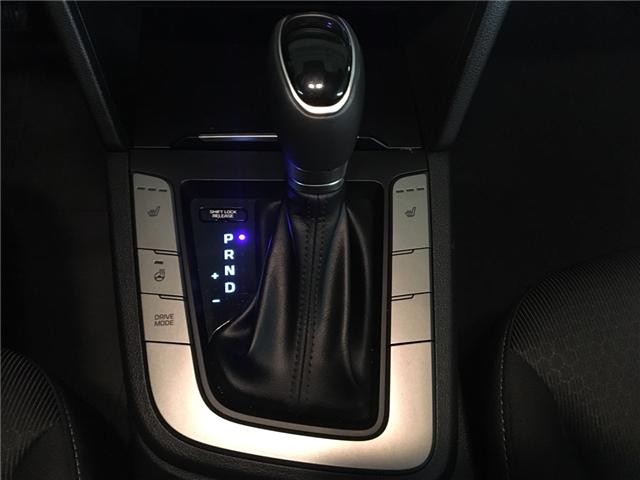 2018 Hyundai Elantra GL SE (Stk: WE118) in Edmonton - Image 20 of 21