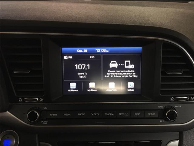 2018 Hyundai Elantra GL SE (Stk: WE142) in Edmonton - Image 18 of 20