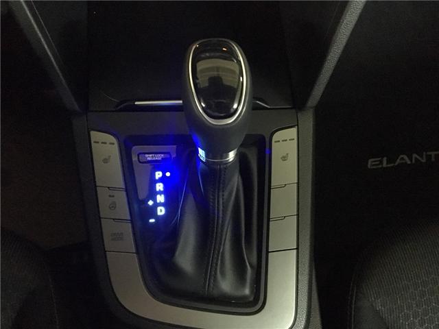 2018 Hyundai Elantra GL SE (Stk: WE164) in Edmonton - Image 18 of 18