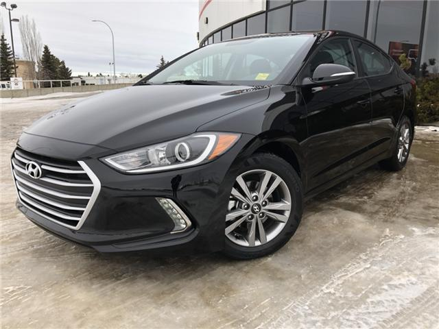 2018 Hyundai Elantra GL SE (Stk: WE142) in Edmonton - Image 1 of 20