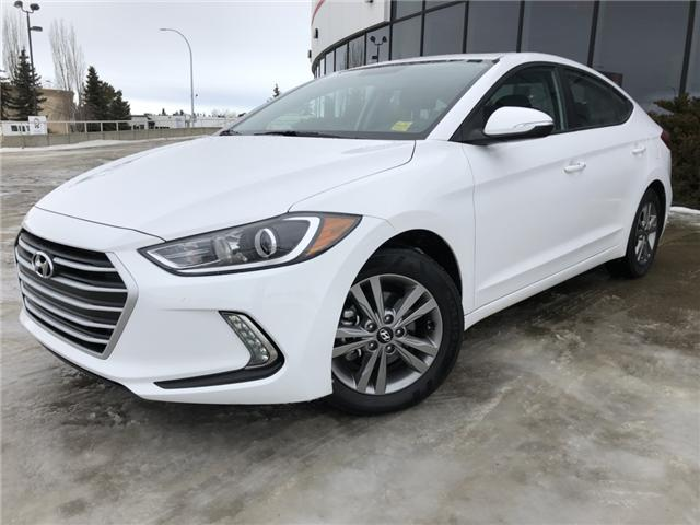 2018 Hyundai Elantra GL SE (Stk: WE118) in Edmonton - Image 1 of 21