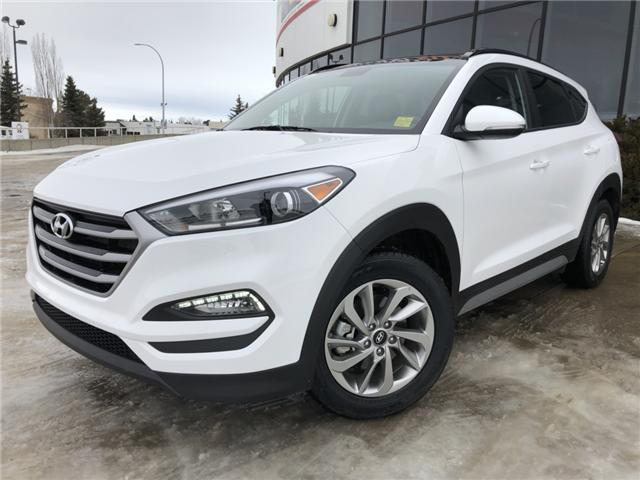2018 Hyundai Tucson SE 2.0L (Stk: WE197) in Edmonton - Image 1 of 27