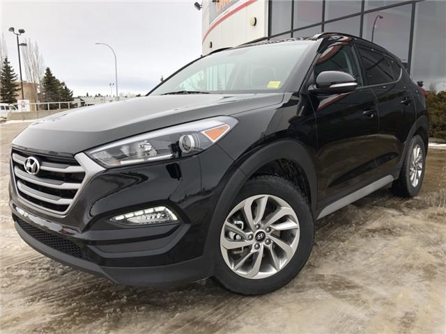 2018 Hyundai Tucson SE 2.0L (Stk: WE196) in Edmonton - Image 1 of 23