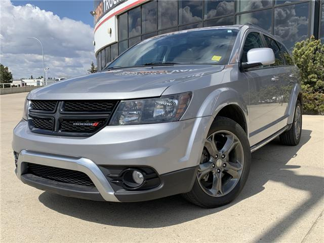 2015 Dodge Journey Crossroad (Stk: WE267) in Edmonton - Image 1 of 20