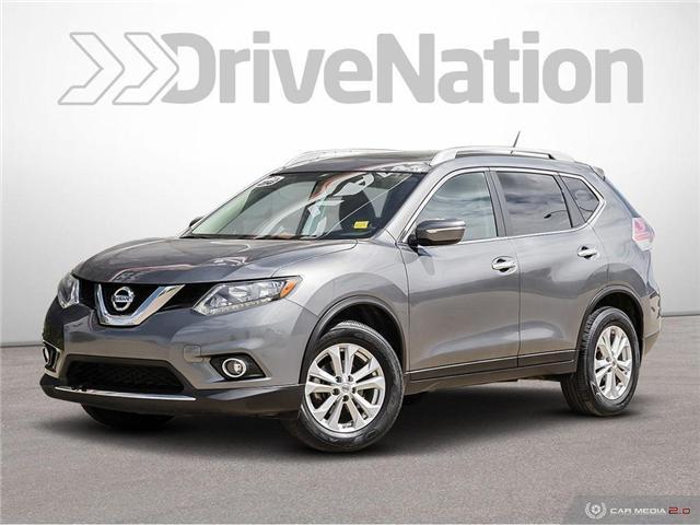 2015 Nissan Rogue SV (Stk: WE272) in Edmonton - Image 1 of 27