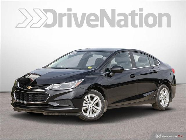 2016 Chevrolet Cruze LT Auto (Stk: WE149) in Edmonton - Image 1 of 27