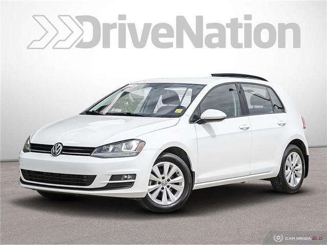 2015 Volkswagen Golf 1.8 TSI Comfortline (Stk: WE276) in Edmonton - Image 1 of 27