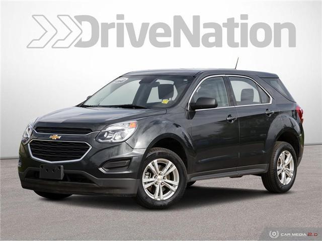 2017 Chevrolet Equinox LS (Stk: WE158A) in Edmonton - Image 1 of 27