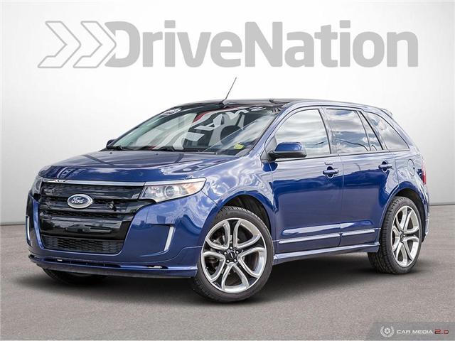 2013 Ford Edge Sport (Stk: WE011) in Edmonton - Image 1 of 27