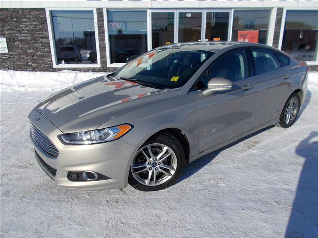 2015 Ford Fusion Hybrid SE (Stk: B1912) in Prince Albert - Image 1 of 22