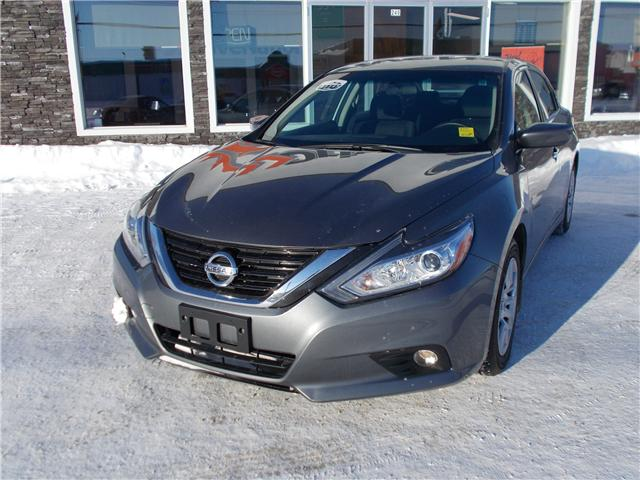 2017 Nissan Altima 2.5 (Stk: B1905) in Prince Albert - Image 1 of 17