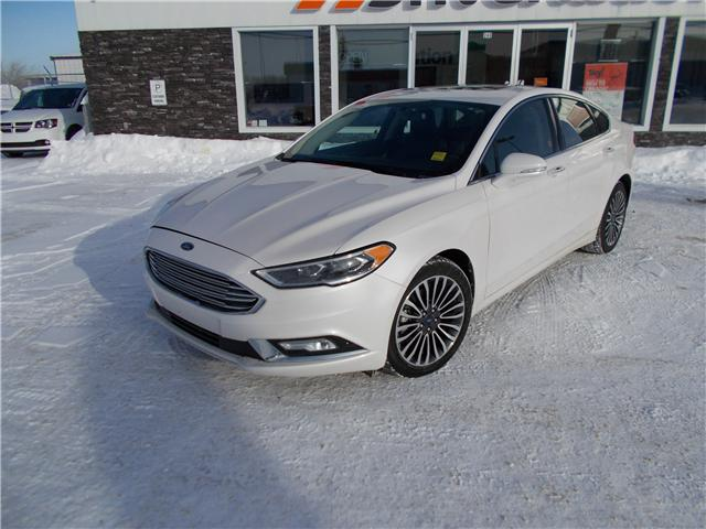 2017 Ford Fusion SE (Stk: B1928) in Prince Albert - Image 1 of 24
