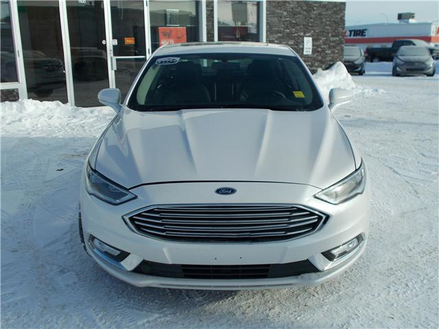 2017 Ford Fusion SE (Stk: B1928) in Prince Albert - Image 2 of 24