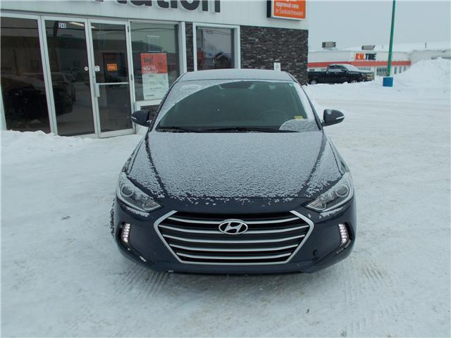 2017 Hyundai Elantra GLS (Stk: B1910) in Prince Albert - Image 2 of 23