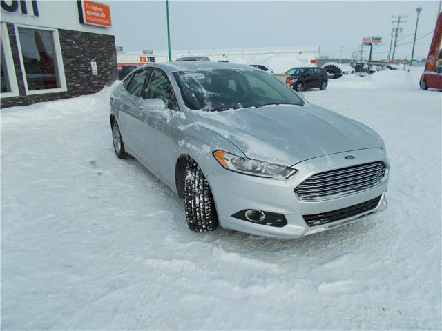2015 Ford Fusion SE (Stk: B1898) in Prince Albert - Image 1 of 23