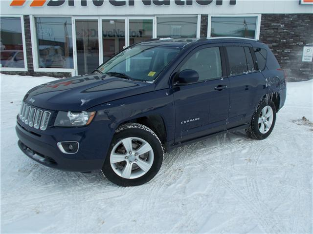 2015 Jeep Compass Sport/North (Stk: B1872A) in Prince Albert - Image 1 of 21