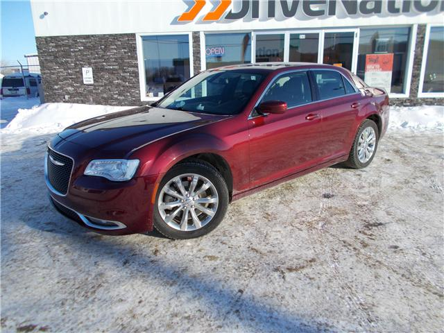 2016 Chrysler 300 Touring 2C3CCARG3GH124252 B1933 in Prince Albert