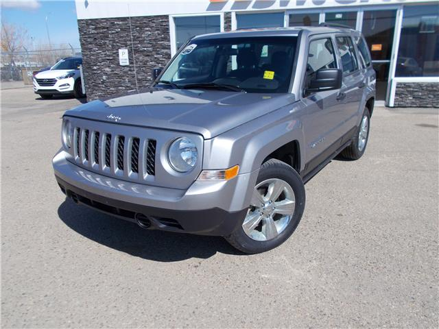 2016 Jeep Patriot Sport/North (Stk: B2012A) in Prince Albert - Image 1 of 18