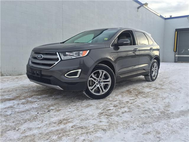 2015 Ford Edge Titanium (Stk: D1174) in Regina - Image 1 of 19
