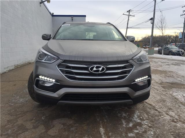 2018 Hyundai Santa Fe Sport 2.4 SE (Stk: D1186) in Regina - Image 2 of 23