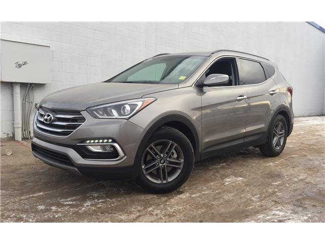 2018 Hyundai Santa Fe Sport 2.4 SE (Stk: D1186) in Regina - Image 1 of 23