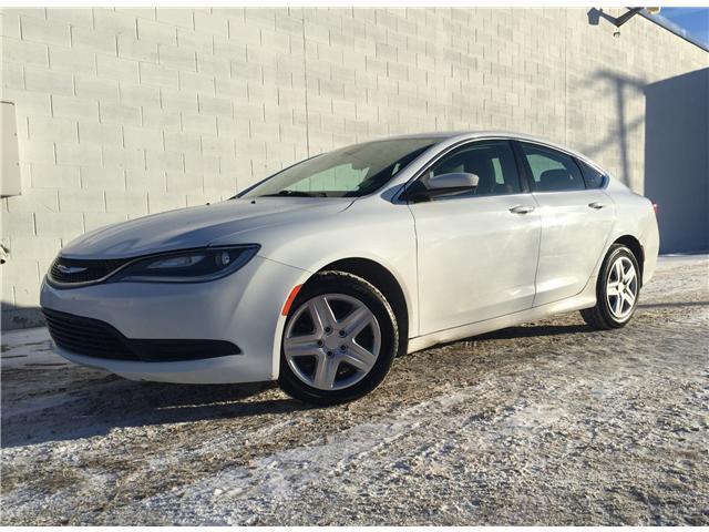 2015 Chrysler 200 LX (Stk: D1202) in Regina - Image 1 of 20