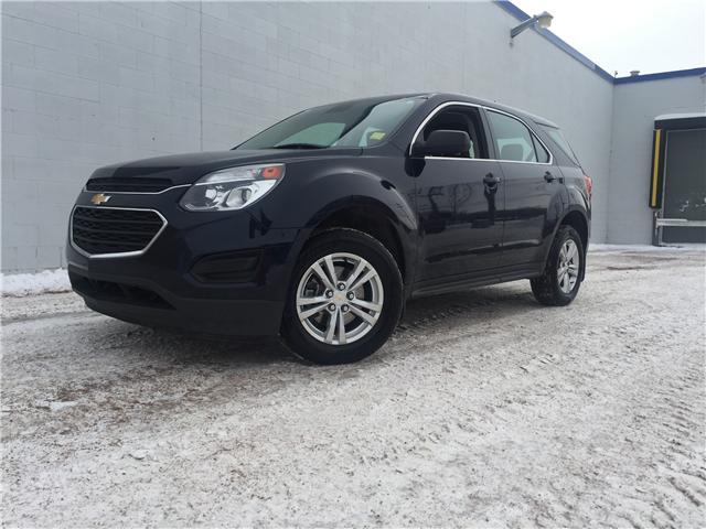 2017 Chevrolet Equinox LS (Stk: D1210) in Regina - Image 1 of 21