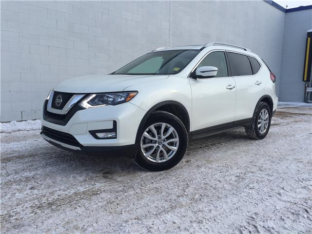 2018 Nissan Rogue SV 5N1AT2MVXJC777178 D1204 in Regina
