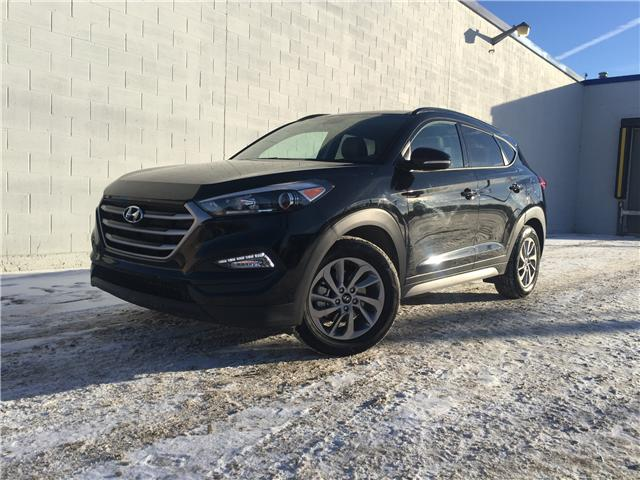 2018 Hyundai Tucson SE 2.0L (Stk: D1208) in Regina - Image 1 of 22