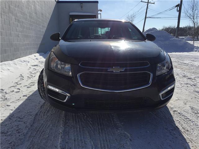 2016 Chevrolet Cruze Limited 2LT (Stk: D1217A) in Regina - Image 2 of 19