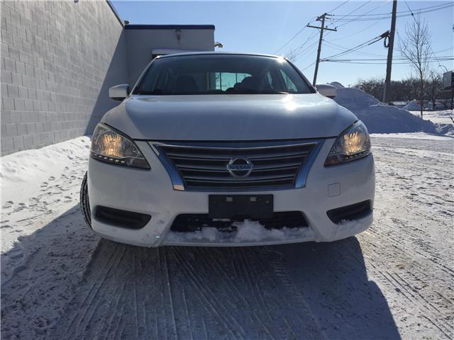 2015 Nissan Sentra 1.8 SV (Stk: D1222) in Regina - Image 2 of 19
