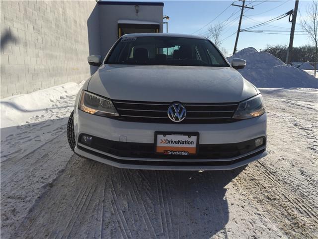 2016 Volkswagen Jetta 1.4 TSI Comfortline (Stk: D1236) in Regina - Image 2 of 22