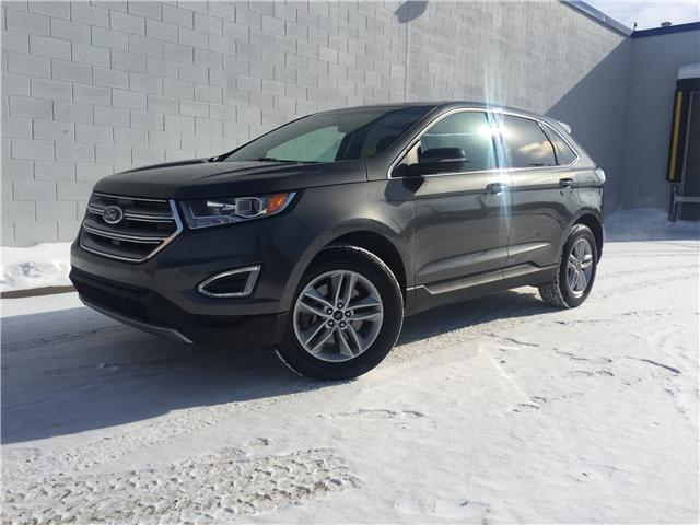 2016 Ford Edge SEL (Stk: D1238) in Regina - Image 1 of 20