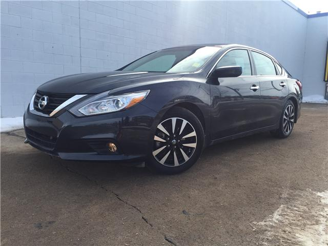 2018 Nissan Altima 2.5 SV (Stk: D1275) in Regina - Image 1 of 23