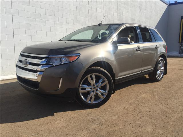 2014 Ford Edge Limited (Stk: D1249) in Regina - Image 1 of 25