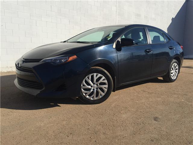 2017 Toyota Corolla LE (Stk: D1262) in Regina - Image 1 of 20