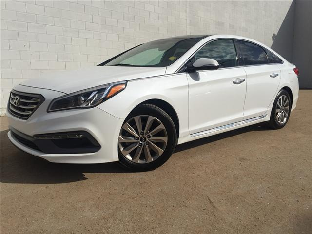 2016 Hyundai Sonata Sport Tech (Stk: D1298) in Regina - Image 1 of 23