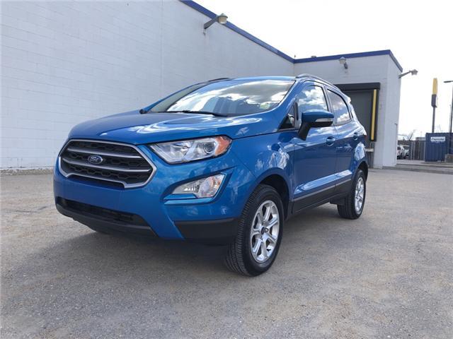 2018 Ford EcoSport SE (Stk: D1337) in Regina - Image 1 of 20