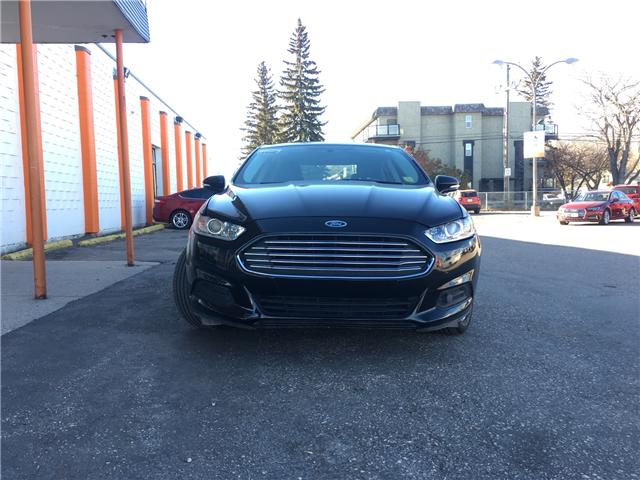2015 Ford Fusion SE (Stk: F185) in Saskatoon - Image 2 of 19
