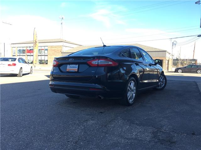 2015 Ford Fusion SE (Stk: F185) in Saskatoon - Image 4 of 19