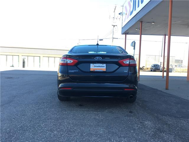 2015 Ford Fusion SE (Stk: F185) in Saskatoon - Image 5 of 19