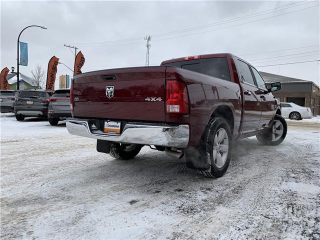 2018 RAM 1500 SLT (Stk: F238) in Saskatoon - Image 4 of 21
