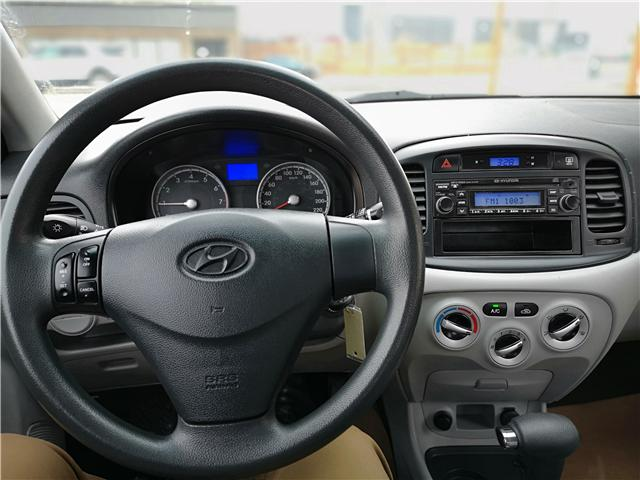 2010 Hyundai Accent L (Stk: F300) in Saskatoon - Image 14 of 24