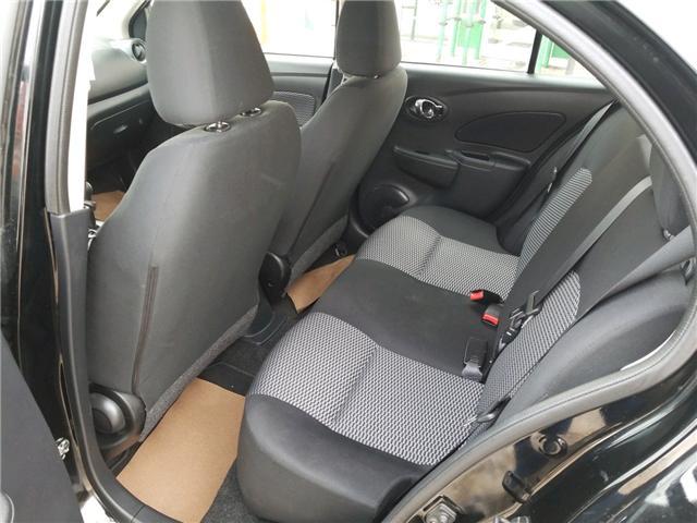 2017 Nissan Micra SV (Stk: F284) in Saskatoon - Image 11 of 12
