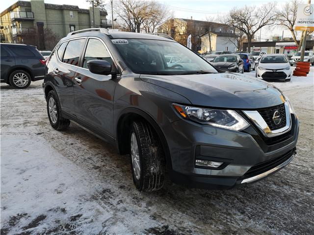 2018 Nissan Rogue SV (Stk: F325) in Saskatoon - Image 3 of 23